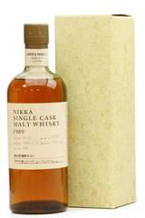 Nikka Miyagikyo 1989 Single Cask Single Malt Whisky