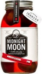 Junior Johnson's Midnight Moon Strawberry Moonshine