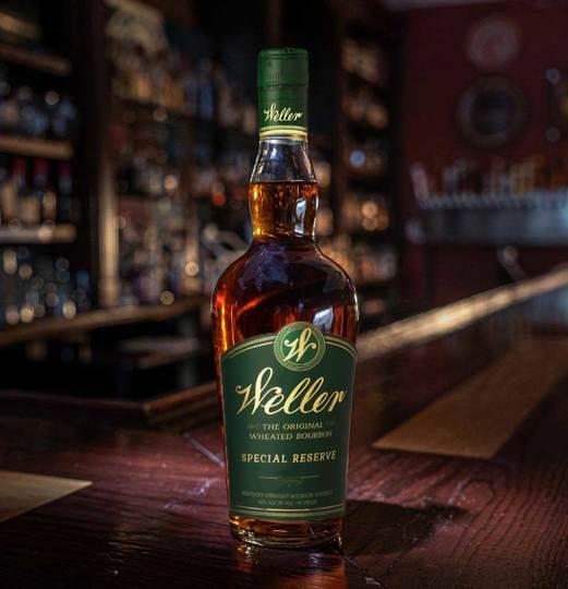 W. L. Weller Special Reserve Kentucky Straight Bourbon Whiskey 1.75lt Bottle